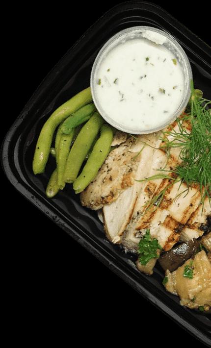 Fresh Meal Plan Delivery | Jet Fuel Meals