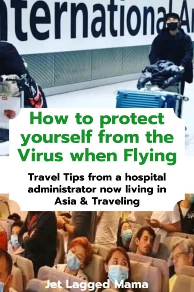 coronavirus percautions when traveling. Covid19 update