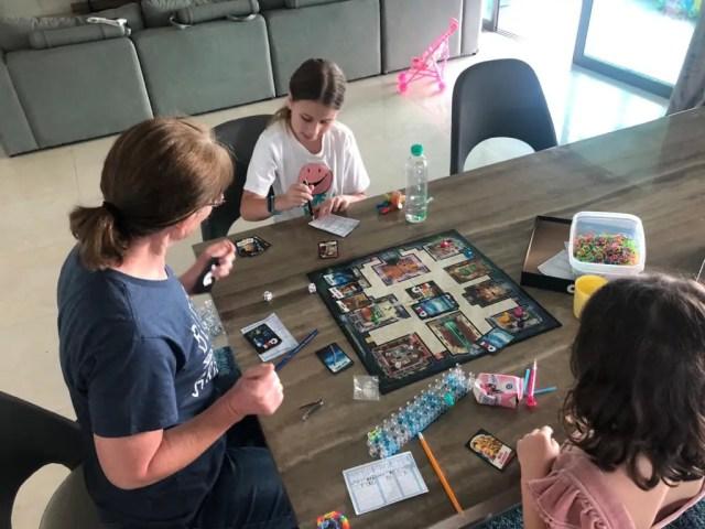 staycation board game ideas