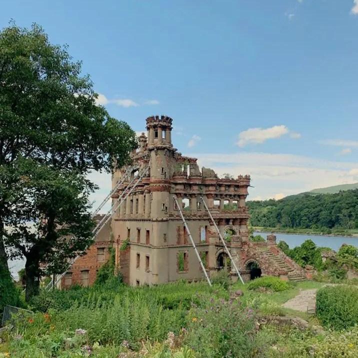 Bannerman's Castle outside Beacon New York. Road Trip Ideas
