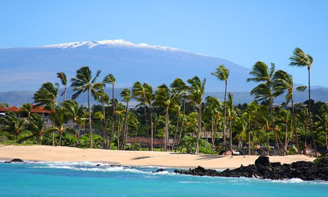 The Big Island, Hawaii. Safest places to travel after coronavirus