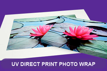 JetMaster UV Direct Print Photo Wrap