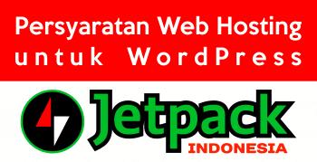 Persyaratan Web Hosting untuk WordPress