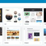 Ratusan Template untuk WordPress Website