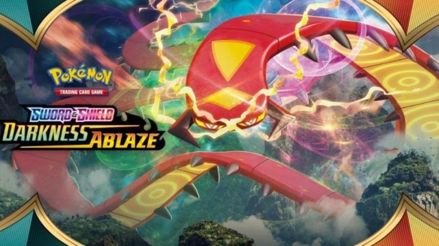 POKEMON SWORD & SHIELD DARKNESS ABLAZE - Jetpack Comics & Games