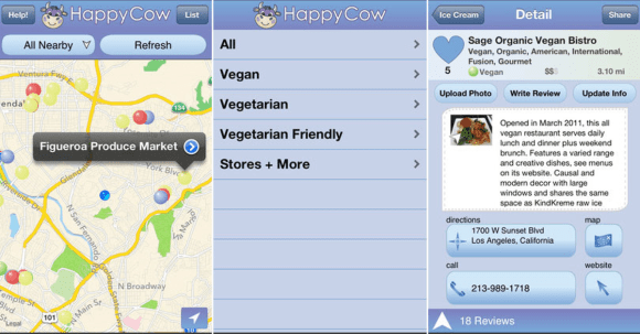 Happycow - Busy Season Productivity App
