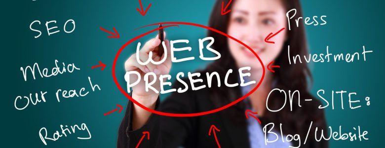 Web Presence Key Items