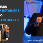 retainers into 6-figure contracts