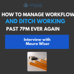 manage workflow