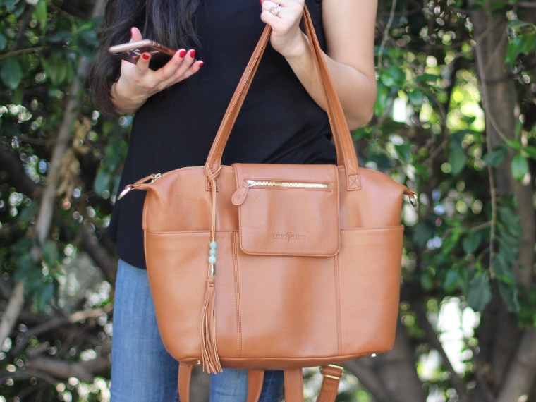 Lily Jade The Stylish Diaper Bag