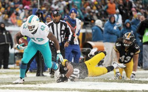Dolphins vs. Steelers