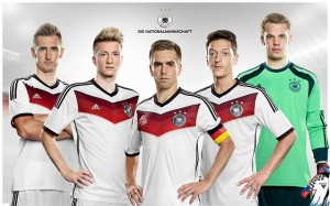 German 2014 worldcup