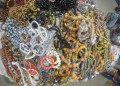 Beads on sale at a Market in Accra