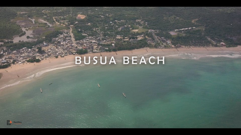 Busua Beach / Photo By DextDee Photography