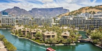 One&Only Cape Town luxury hotel and resort in City Bowl. Picture: One&Only