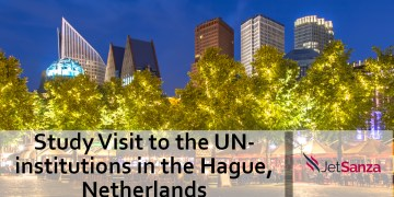 Study Visit to the UN-institutions in the Hague, Netherlands