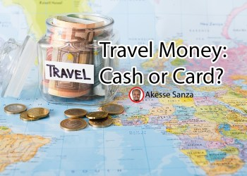 Travel Money: Cash vs Card