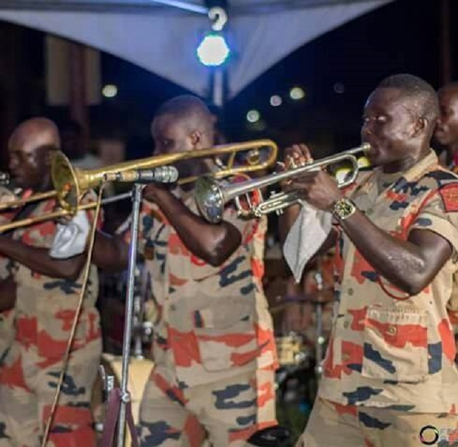 Eastern Flames (Fire Service Band)