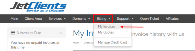 Invoices - How to Get an Invoice Source / Copy
