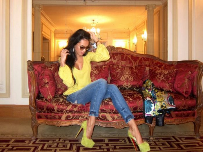 Jetset in Jeans outfit