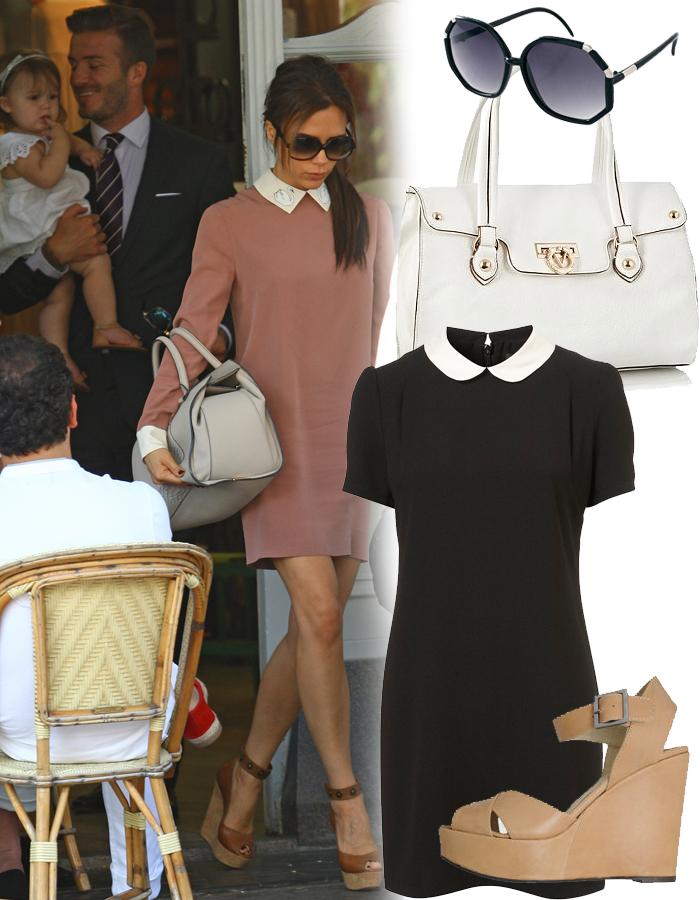 Celebrity Style Victoria Beckham