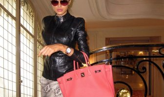 Jetset Girls with Birkin Bags