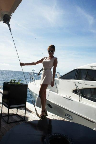 The Jet set Yacht life