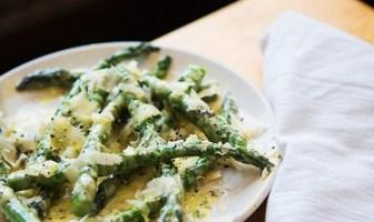 Asparagus Parmesan