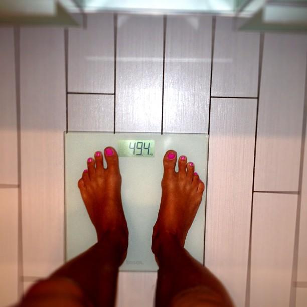 Valeria Sokolova Weight