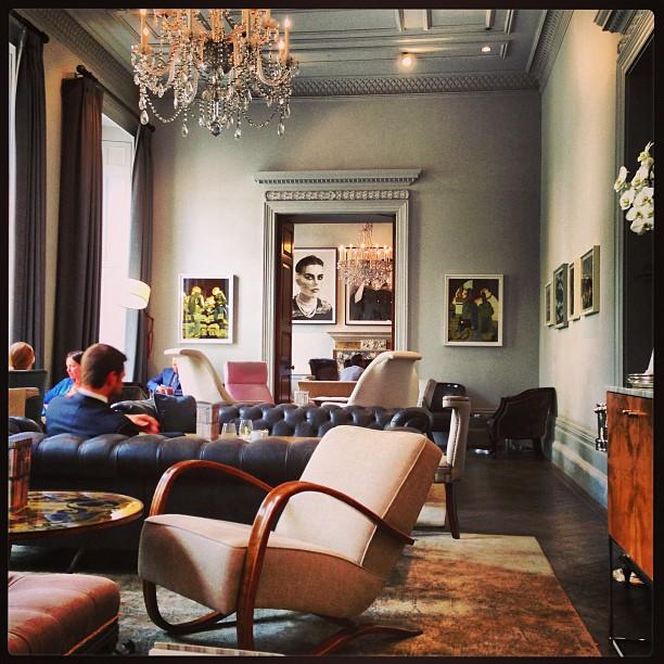 Art's Club London