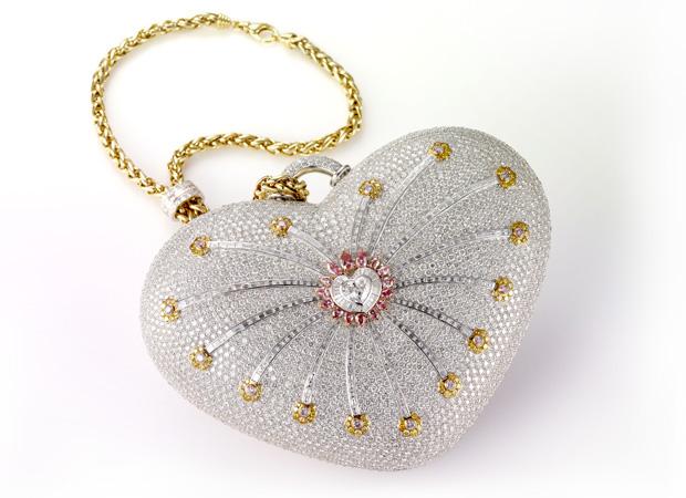 Mouawad's 1001 Nights Diamond Purse