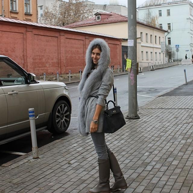 Winter Jacket Inspiration