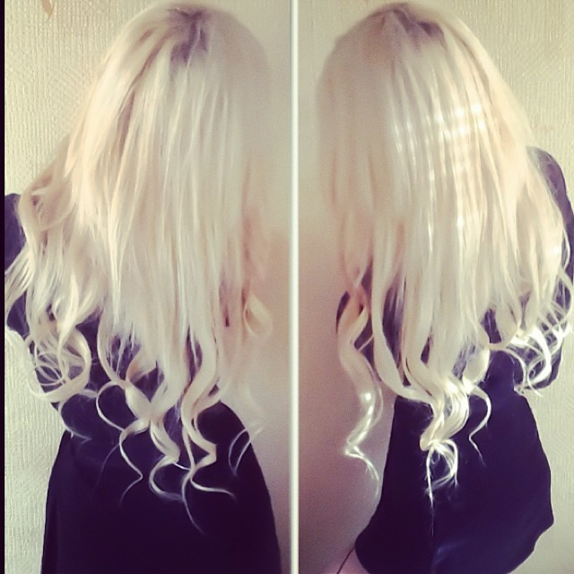 platinum-blonde