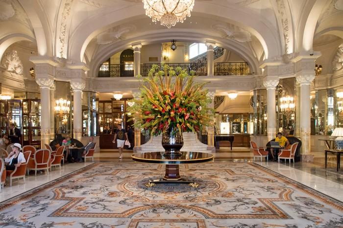 Hotel de Paris Monaco