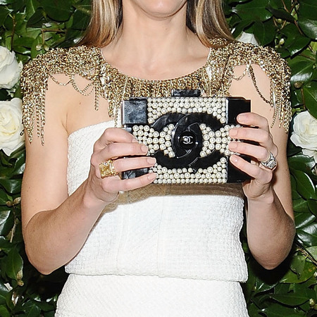 Chanel Lego Clutch Bag