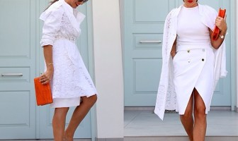 Summer White Fashion Inspiration