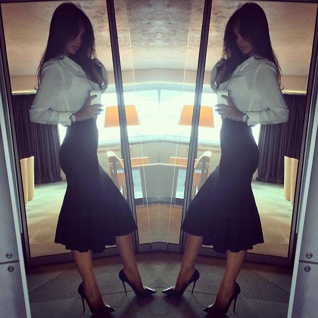 Black & White Fashion Outfits