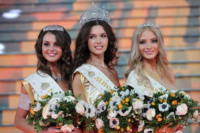 Alena Shishkova Miss Russia
