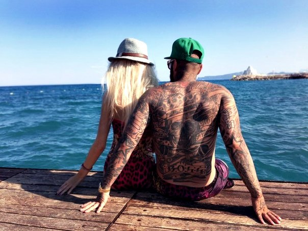 Alena Shishkova Boyfriend Timati