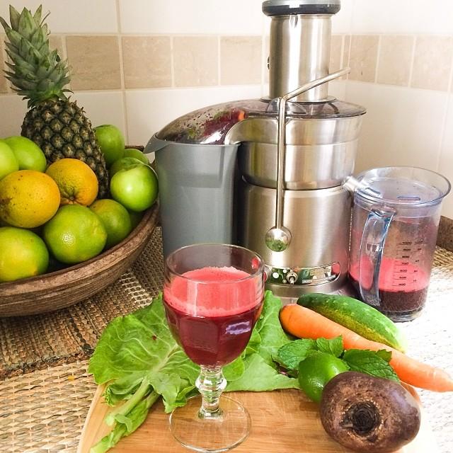 Vegetable Juicing
