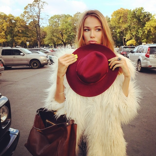 Hat Fashion for Fall