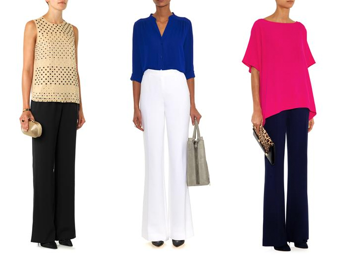 Diane Von Furstenberg Trousers