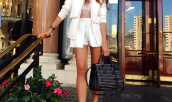 White Summer Outfits