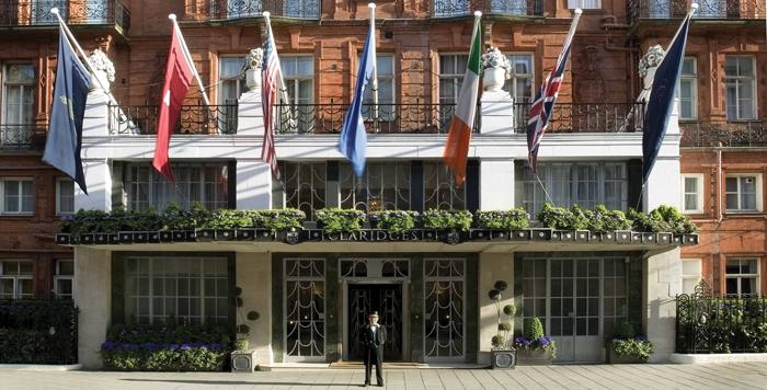 Claridges Hotel