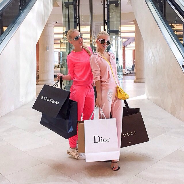 Our shopping and consumption