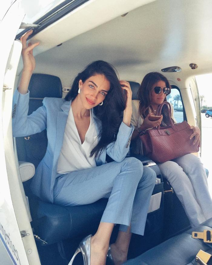 Stylish Suits for Spring and Summer