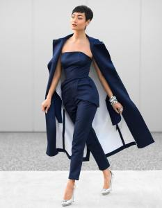 Navy Is the new black