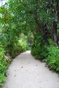veligandu island pathways