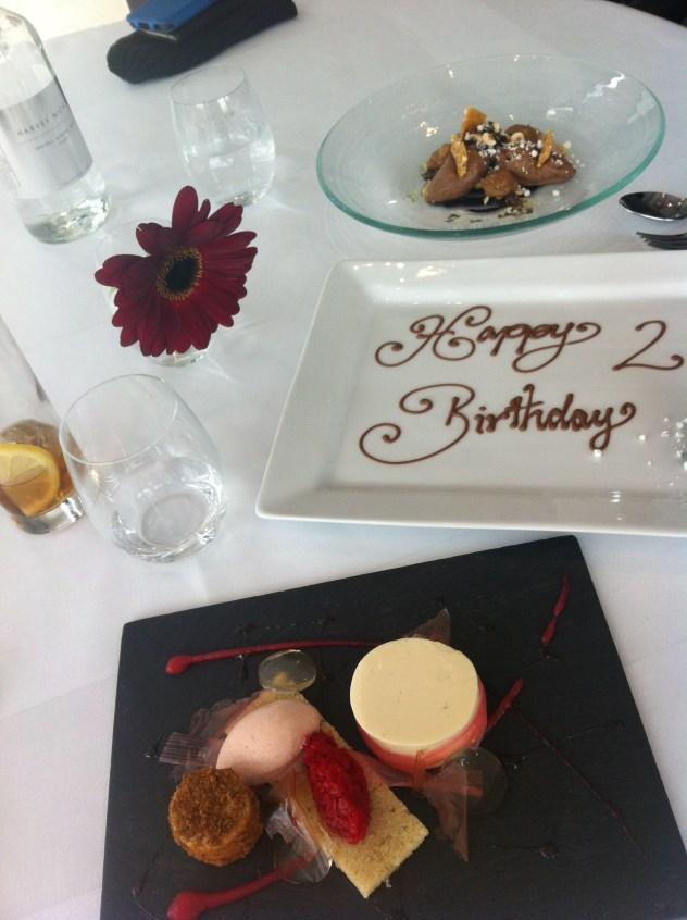 birthday treat desserts