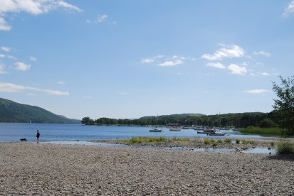 Lake Coniston, Lake District